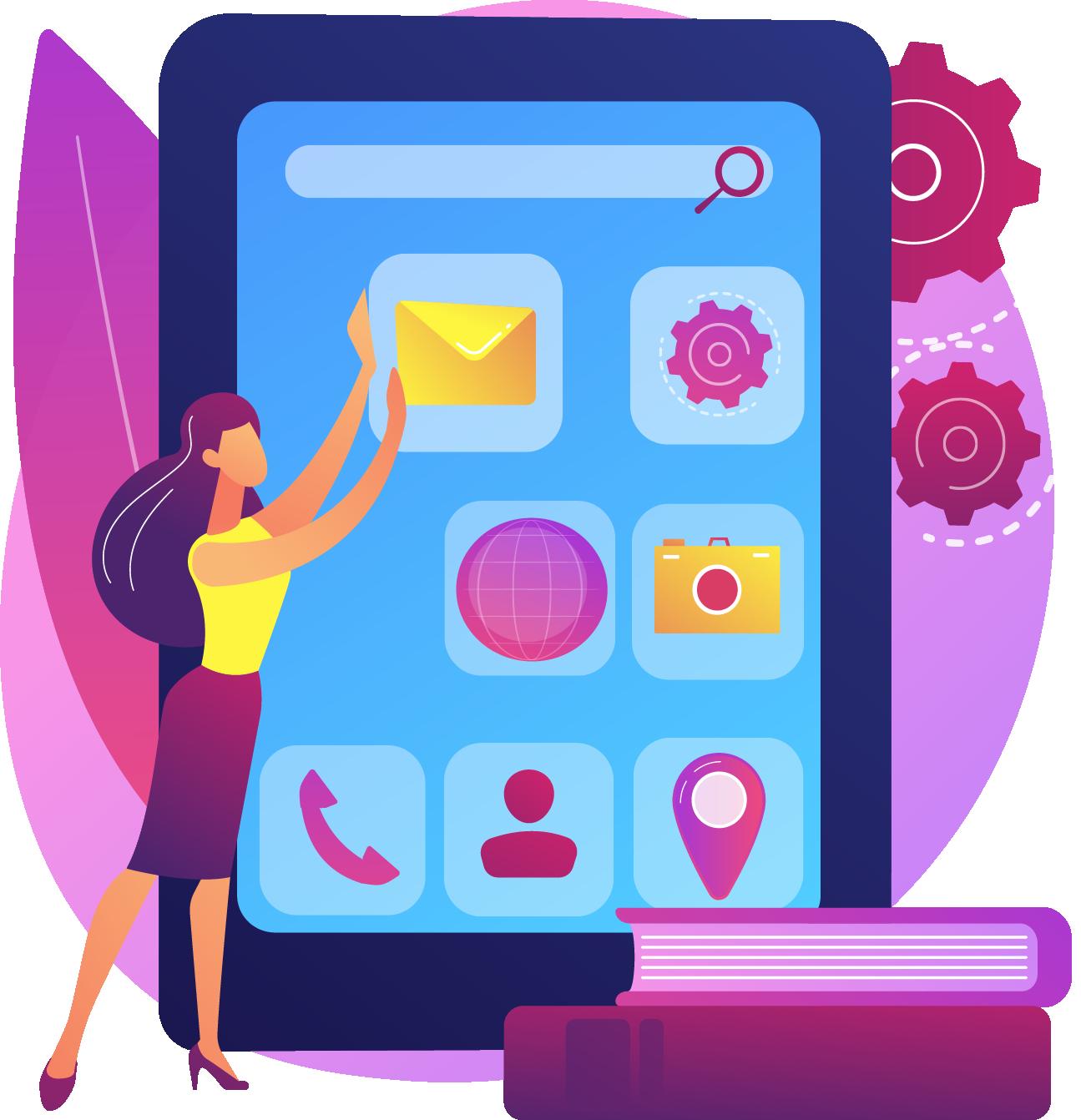 Designing Online Course Dashboard